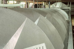 Free Big Screw Conveyor Stock Images - 84133784