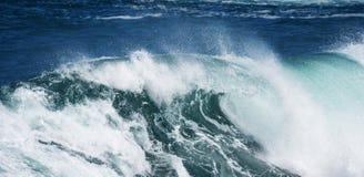 Big sea wave Royalty Free Stock Photo