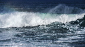 Big sea wave Stock Photo