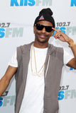 Big Sean arrives at the  Stock Images