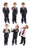 Big Series Business boy Stock Photography