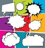 Big Set Of Bubble Speech Stock Images