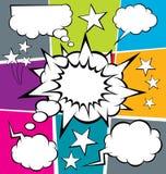 Big Set Of Bubble Speech Royalty Free Stock Photography