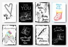 Big set of creative holiday banner templates. Christmas and New