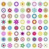 Big set of design elements. Vector Royalty Free Stock Photography