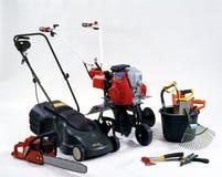 Big Set Of The Tools Stock Photos