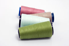 Big sewing threads Royalty Free Stock Photography
