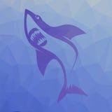 Big Shark Symbol Stock Photos