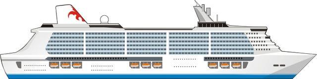 Big ship Royalty Free Stock Images