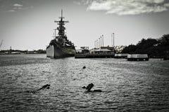 Big Ship Royalty Free Stock Photos