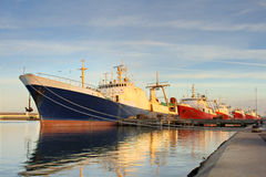 Big ship Stock Photos