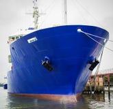Big ship bow Stock Photo