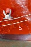 Big ship, closeup Royalty Free Stock Image