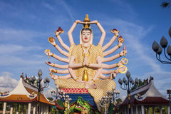 Big shiva statue Stock Photo