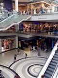 Big shopping mall Royalty Free Stock Photography