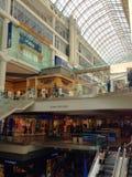 Big shopping mall Stock Photo