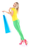 Big shopping Stock Images