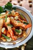 Big shrimps Stock Photography
