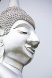 The big silver buddha Stock Images