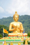 Big sitting budda Stock Photos