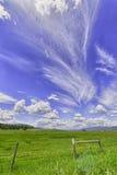 Big skies, Montana Royalty Free Stock Images