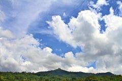 Big Sky Royalty Free Stock Photo