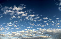 Big sky background Royalty Free Stock Photo