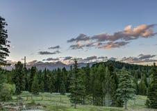 Big Sky EZ, Montana Stock Images