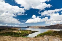 Big sky over Loch Torridon Stock Photography
