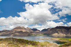 Free Big Sky Over Torridon Mountains Royalty Free Stock Photo - 31390385