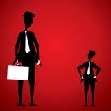 Businessmen communication Royalty Free Stock Photography