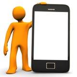 Big Smartphone Stock Images
