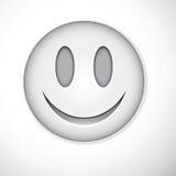 Big smile stock illustration