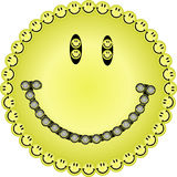 Big smile Royalty Free Stock Image