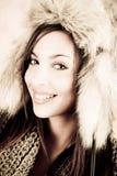 Big smile stock image