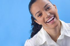 Big smile Stock Image