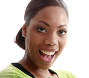 Big smile Stock Images