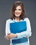 Big smile Business woman Studio Portrait. Stock Photography