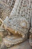 Big snake of Thai north Royalty Free Stock Image