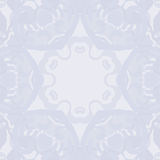 Big snowflake. Abstract background texture Stock Photography