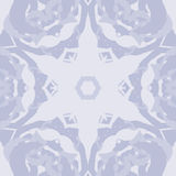 Big snowflake. Abstract background texture Royalty Free Stock Photos