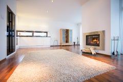 Big soft carpet Stock Images