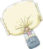 Big, Soft Pillow Royalty Free Stock Photo
