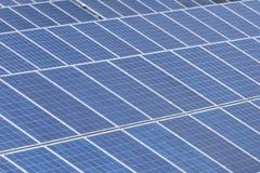 Big solar panels Royalty Free Stock Photography