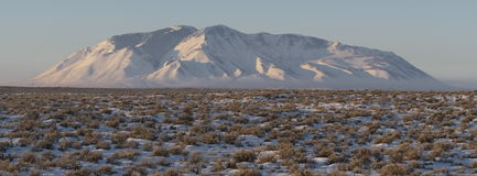 Big Southern Butte. In Butte County, Idaho royalty free stock image