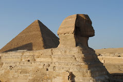 Big Sphinx Stock Image