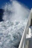 Big splash Royalty Free Stock Photos