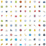 Big Sport Icon Set Royalty Free Stock Image