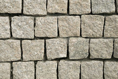 The big square block wall texture background Stock Images