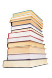 Big stack of books 2 Stock Photography